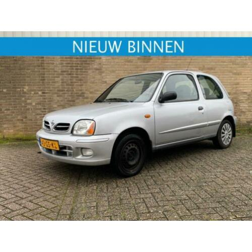Nissan MICRA NISSAN MICRA; 1.4 3HB