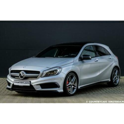 Mercedes-Benz A45 AMG 4MATIC Pano Night Camera Performance