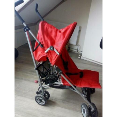 Rode Chicco buggy