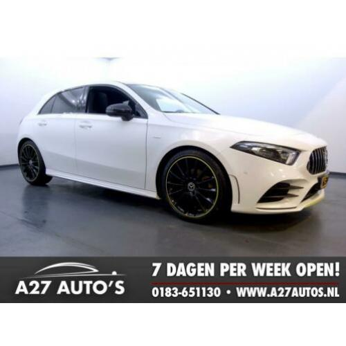 Mercedes-Benz A-Klasse 200 Launch Edition Premium Plus AMG P