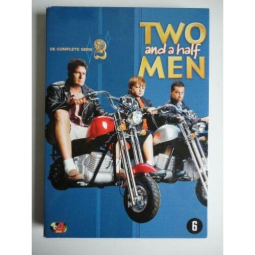 Two And A Half Men - De Complete Serie 2 (4 DVD)