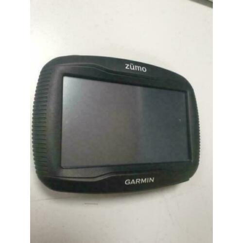 Garmin zumo 340lm incl life time updates.