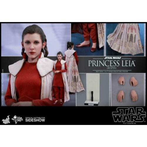 Hot Toys SW Episode V The Empire Strikes Back Princess Leia