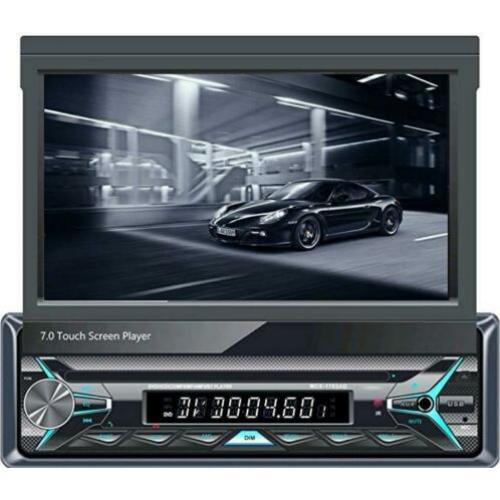 Andriod 8 7-inch HD Touchscreen Bluetooth Auto Stereo GPS MP