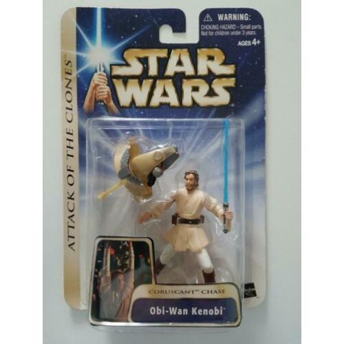 -40% Star Wars Saga Hall-of-Fame Obi-Wan Kenobi (Coruscant)