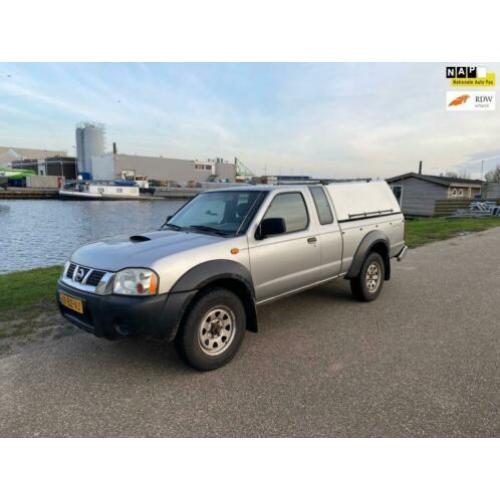 Nissan Pick-up 2.5 DTi King Cab Luxury 4X4 / Airco / Electri