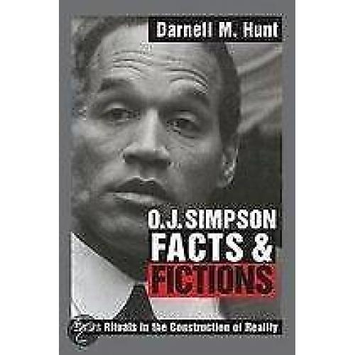 O. J. Simpson Facts and Fictions 9780521624688