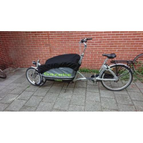 Gazelle cabby bakfiets